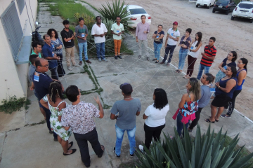 Rede Educom do CODETER foi formada no Território do Sisal